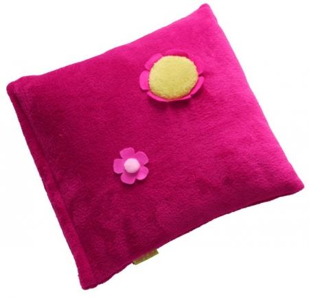 Poduszka Dark Pink Meadow