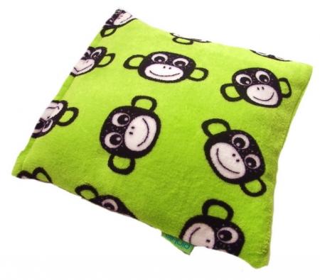 Poduszka Monkey Green