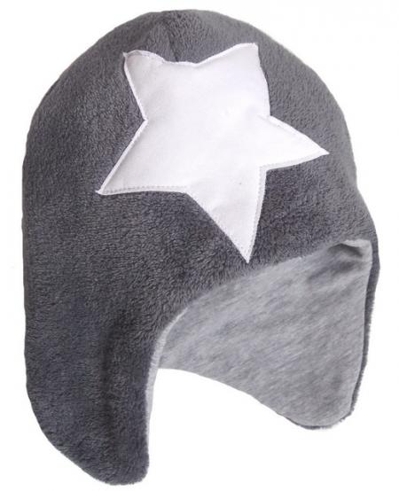 Czapeczka Star/Grey