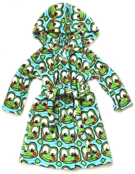 Szlafrok Frog