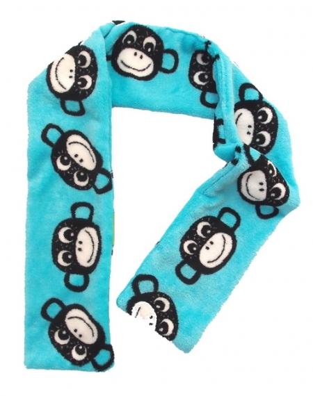 Szalik Monkey Turquoise