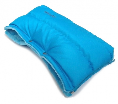 Mufka Pinkie Plain Turquoise Blue