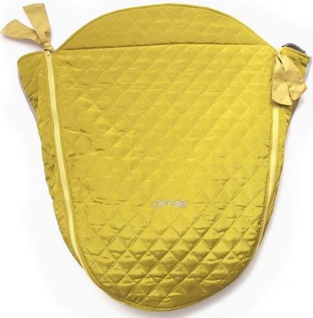 Okrycie na nóżki Gold Square z warstwą funkcyjną