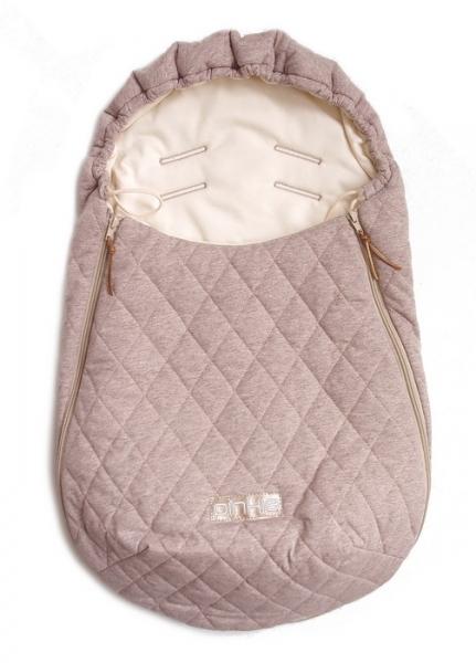Śpiworek Marble Beige 0-12 miesięcy