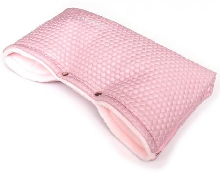 Mufka Light Pink Comb