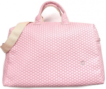 Torba do wózka Light Pink Comb XL