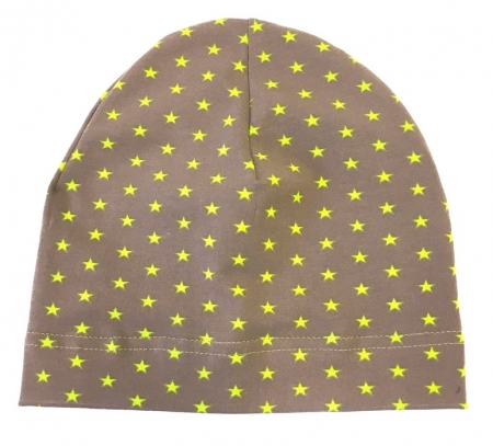 Czapeczka Little Star/Brown