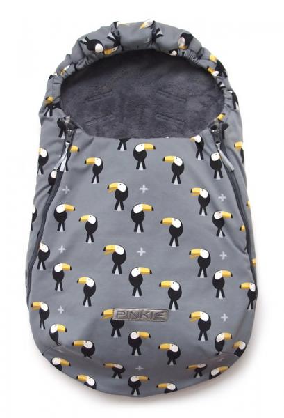 Śpiworek Pinkie Toucan 0-12 miesięcy