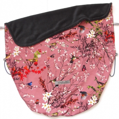 Koc ze ściągaczem Pink Japan