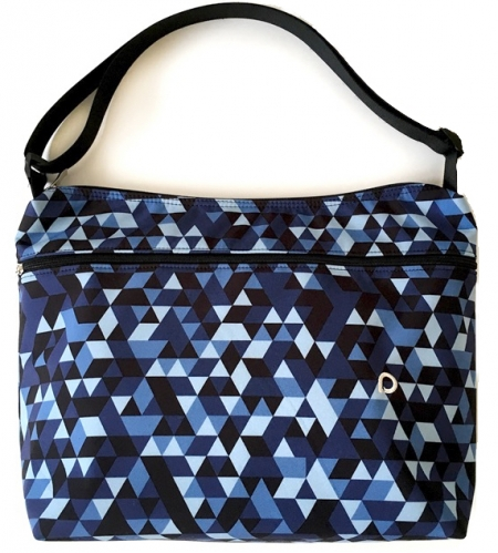 Torba Blue Triangle