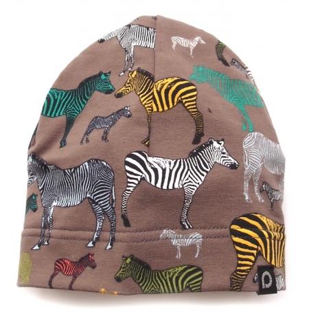Czapeczka Bugee Zebra