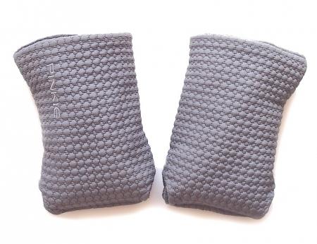 Rękawica do wózka Small Grey Comb