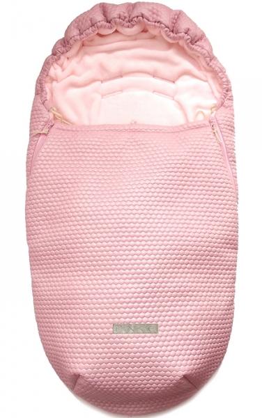 Śpiworek Light Pink Comb
