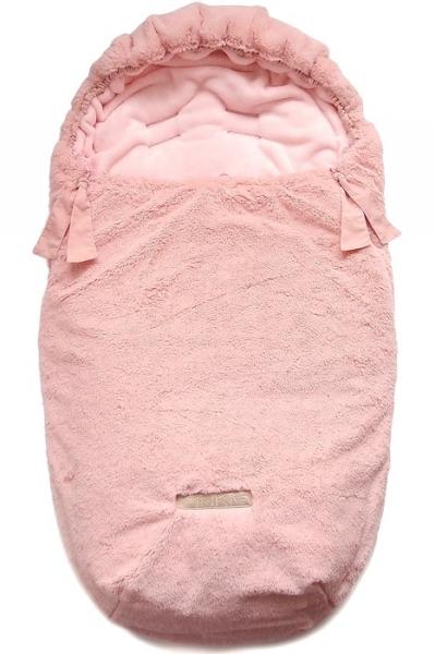 Śpiworek Light Pink Fur