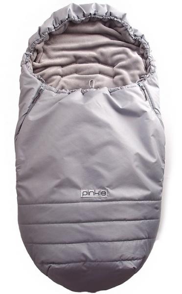 Śpiworek Pinkie Plain Grey