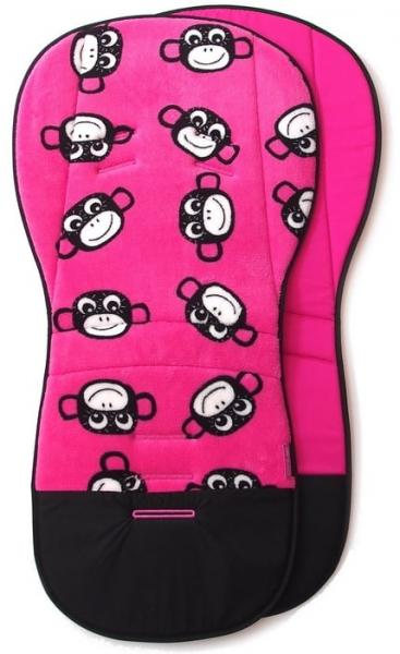 Wydłużona wkładka Monkey Pink