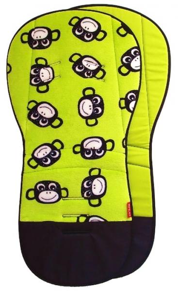 Wydłużona wkładka Monkey Green