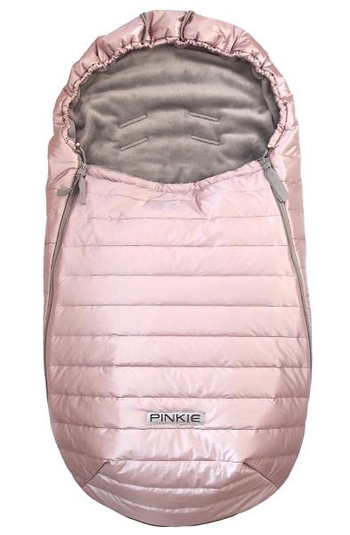 Śpiworek całoroczny Pinkie Pink Line