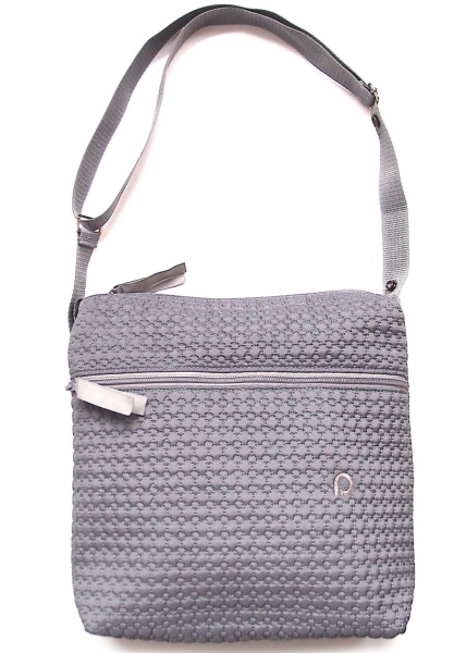 Mała torebka Small Grey Comb-crossbody