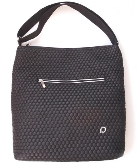 Duża torba do wózka Black Comb