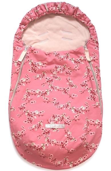 Przejściowy śpiworek Cherry Blossom BIO