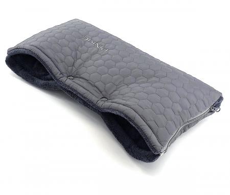 Mufka Big Comb Grey