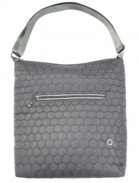 Duża torba do wózka Big Comb Grey