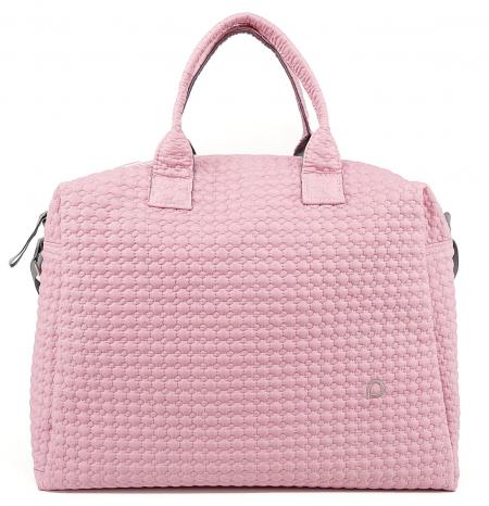 Torba do wózka Small Pink Comb M