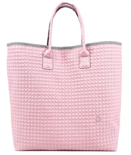 Uniwersalna torba Small Pink Comb