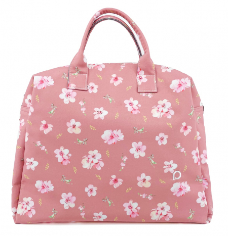 Torba do wózka Softshell Pink Rose M