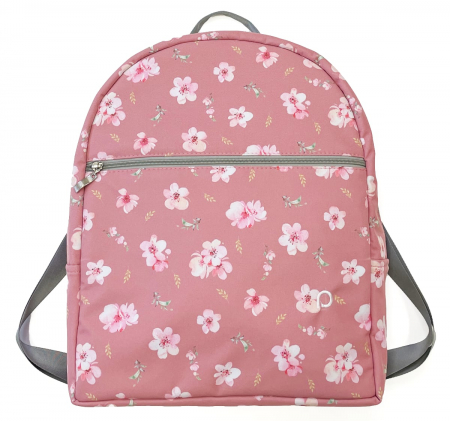 Plecak Bugee Softshell Pink Rose