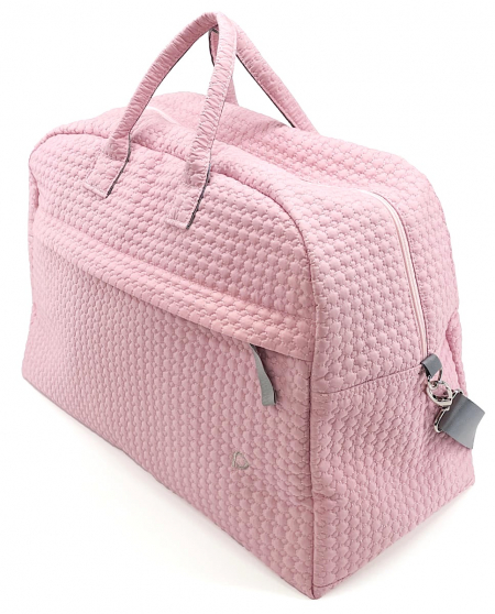 Torba podróżna Small Pink Comb