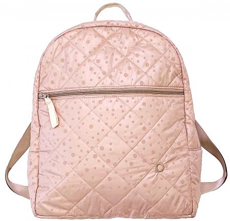 Plecak Bugee Soft Pink Dots