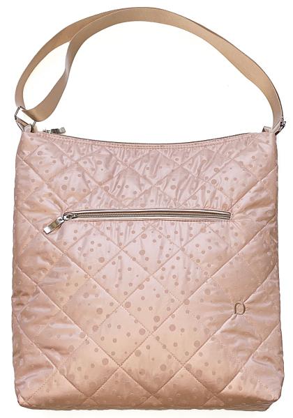 Duża torba do wózka Soft Pink Dots