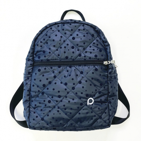 Plecak Dark Blue Dots