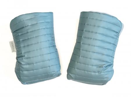 Rękawice do wózka Ocean Blue