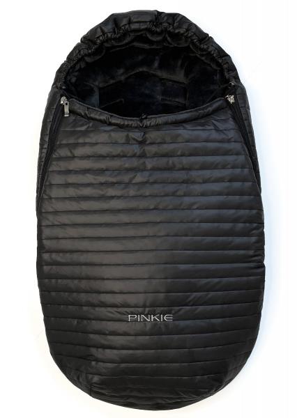Zimowy śpiworek Line Black 0-12 mies.