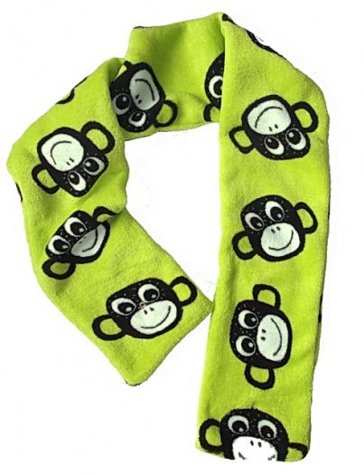 Szalik Monkey Green