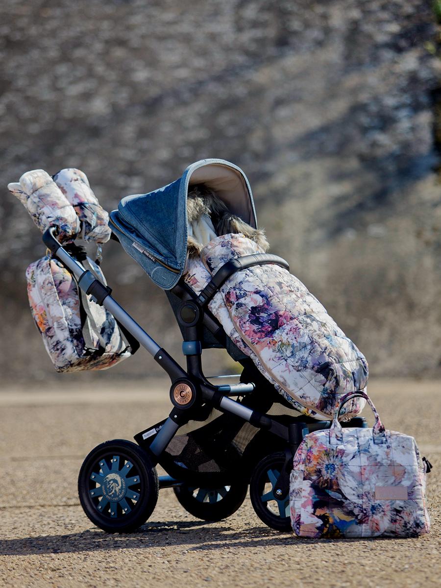kliknutít zobrazíte maximální velikost obrázku Torba do wózka Snow Flower M