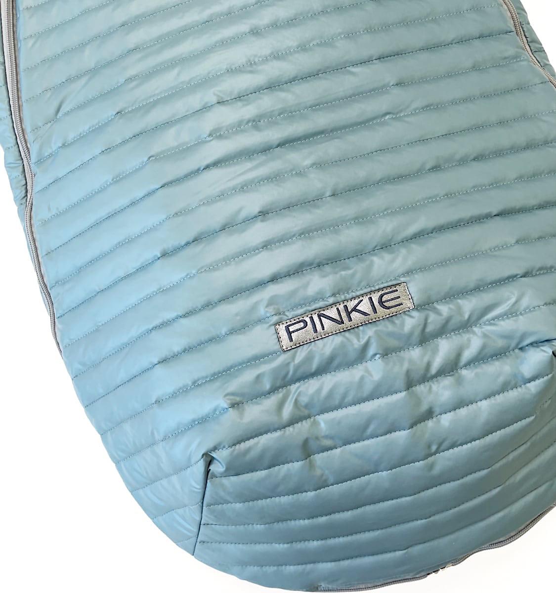 kliknutít zobrazíte maximální velikost obrázku Śpiworek Pinkie Ocean Blue z futerkiem
