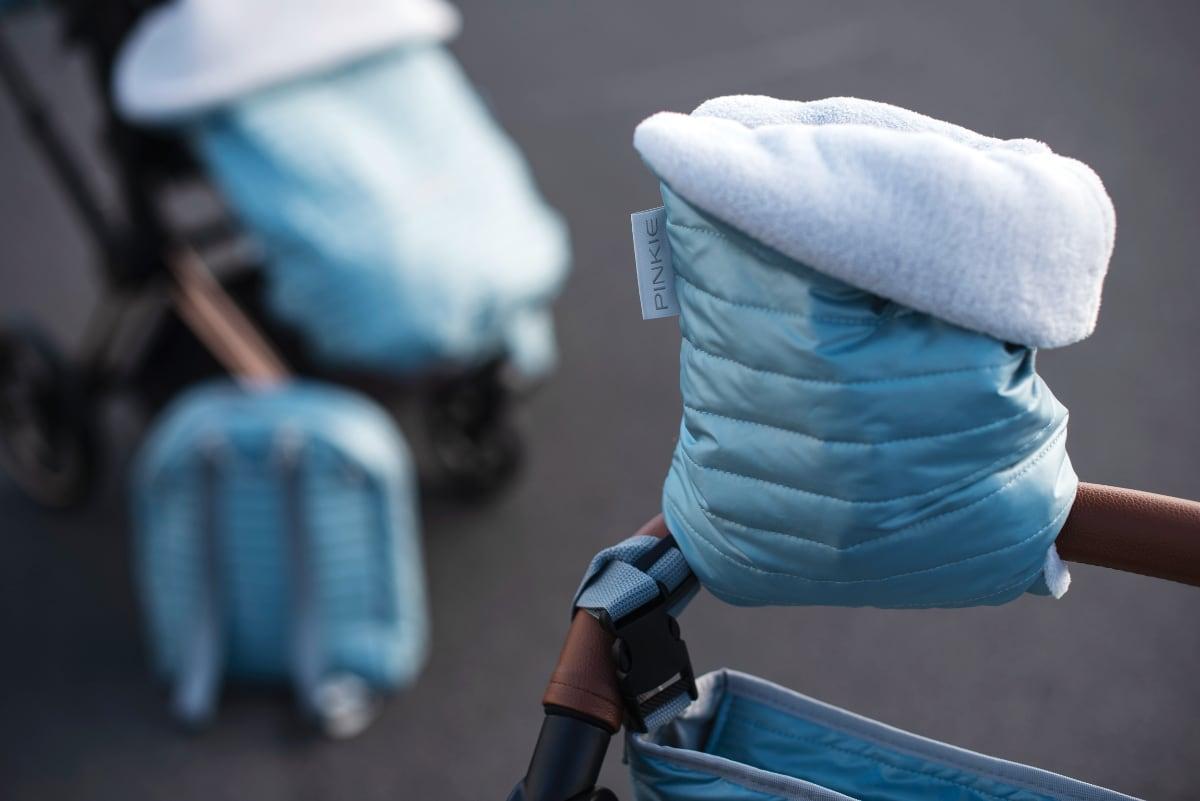kliknutít zobrazíte maximální velikost obrázku Rękawice do wózka Ocean Blue