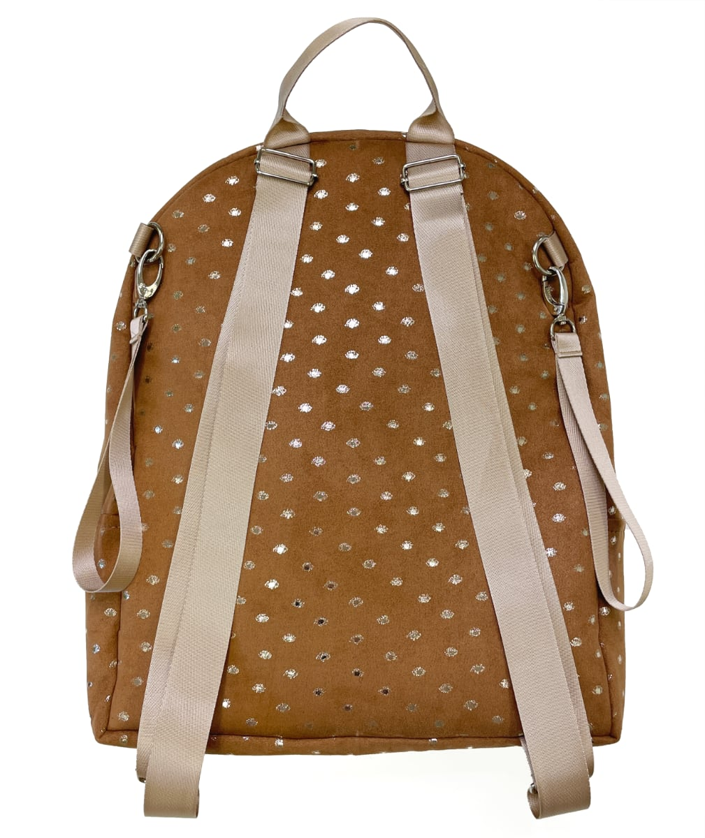 kliknutít zobrazíte maximální velikost obrázku Plecak Bugee Suede Brown