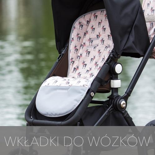 Wkładki do wózka